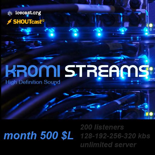 Kromistreams Streams
