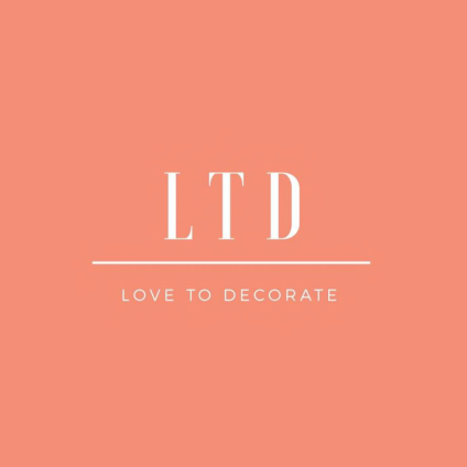 Love To Decorate - LTD - Advertising Logo - 2018