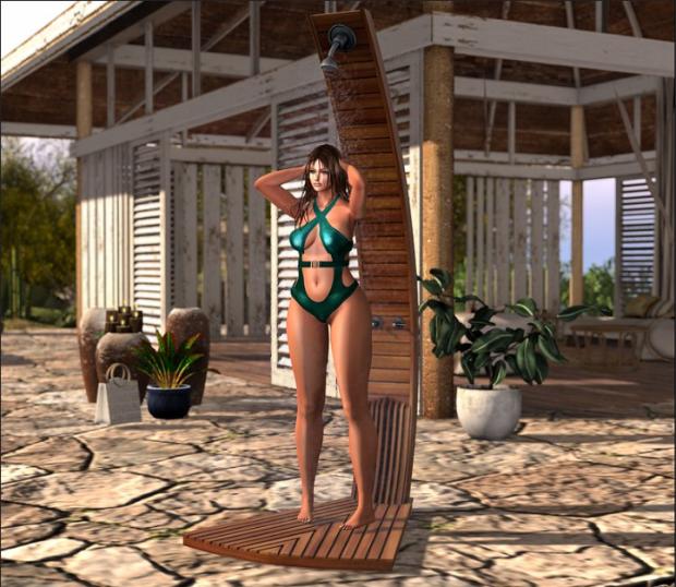 No 449 NC Tamara Bathing Suit evh Maldivas Shower S… Flickr